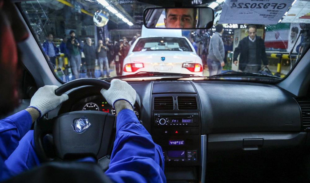 Iran Khodro Exports Cars Financial Tribune