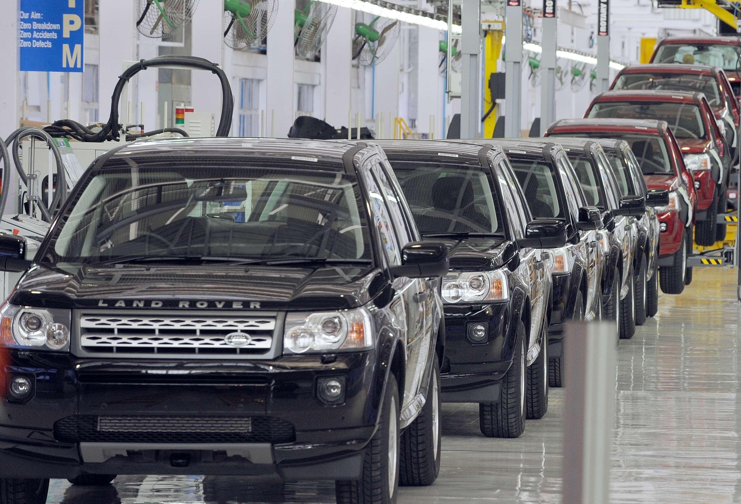 W Europe Car Sales Decline Financial Tribune