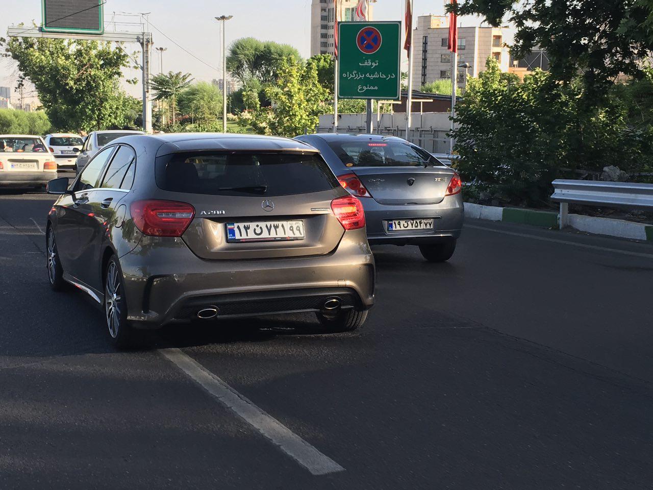 Tehran Number Plates Undergoing Overhaul | Financial Tribune
