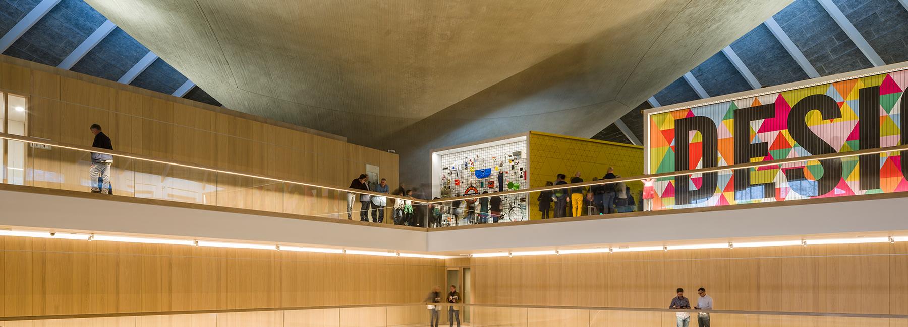London s landmark design museum opens financial tribune