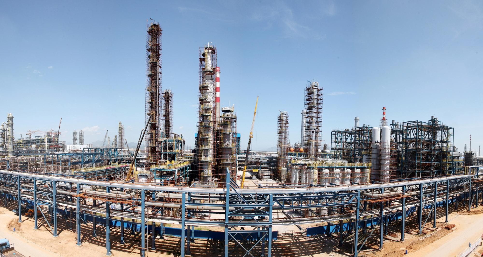 Iran In Broad Based Talks With Western Oil Petrochem