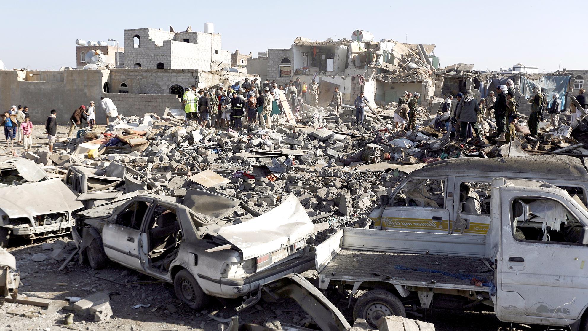 Yemen War Inflicts Losses Worth 14b on Tribune Highlights
