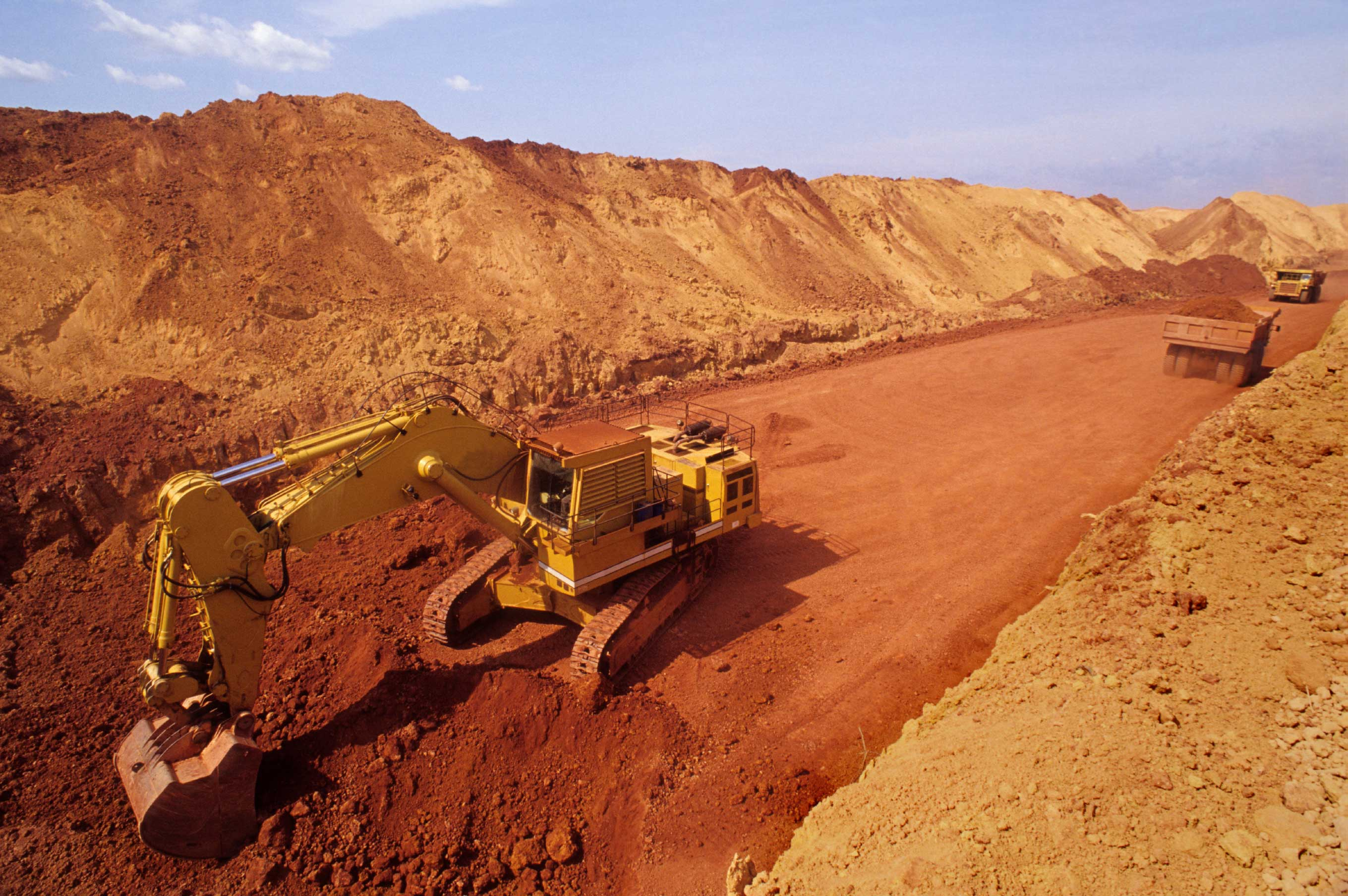 Fresh Impetus to Bauxite Mining Project in Guinea | Financial Tribune
