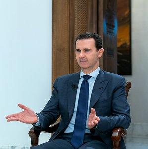 Assad Defends Iran's Presence in Syria as Legitimate