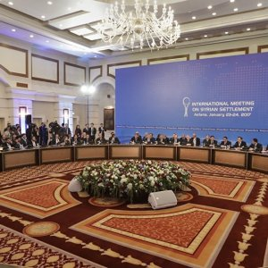 Iran, Russia, Turkey Call for Concerted Efforts on Syria Peace