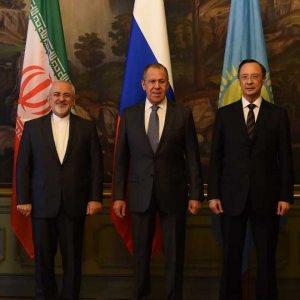 Impediments Remain to Caspian Sea Legal Regime