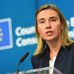 """EU Says Committed to """"Full Implementation"""" of JCPOA"""