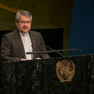 Envoy Urges Information  Sharing to Defeat Terror