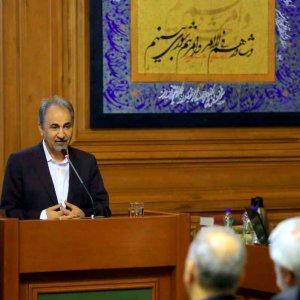 City Councilors Reject Tehran Mayor's Resignation