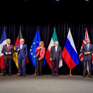 Europe, US Reportedly Make Progress in Keeping  Nuclear Deal