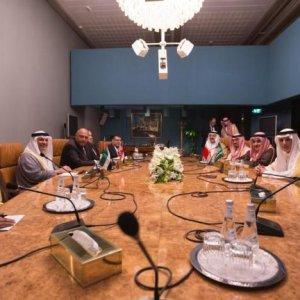 Arab Quartet's Charges Unfounded