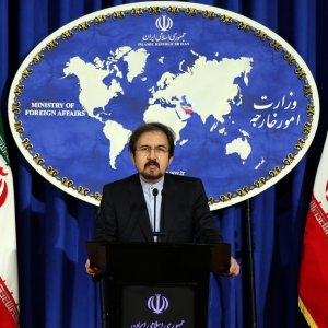 Foreign Ministry Spokesman Bahram Qasemi