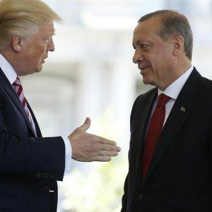 Erdogan Told US Senators Sanctions on Iran Wrong