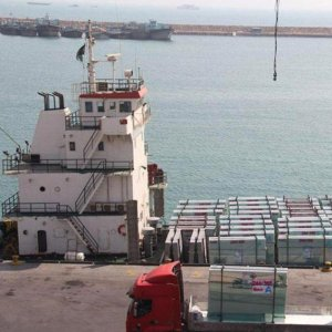 Iranian Glass Sheet Exported to Qatar