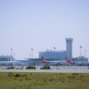 IKIA is the main international airport of Iran located 30 kilometers southwest of the city of Tehran.