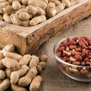 Peanut Imports at $33 Million