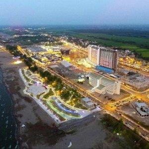 Caspian Port Designated Marine Trading Border