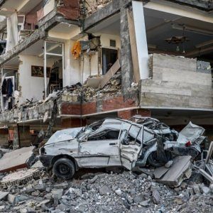 Donations to Quake-Hit Kermanshah  Top $90m