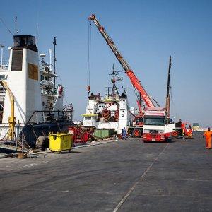46% Rise in Kish Port Throughput