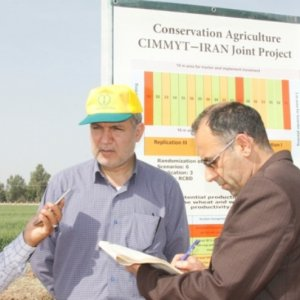 CIMMYT Opens Research Center in Iran