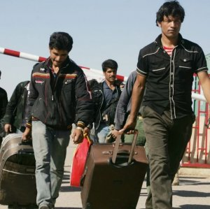 Afghans constitute the highest number of foreign nationals in Iran.