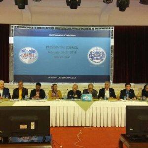 WFTU Council Convenes in Tehran