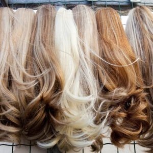 Synthetic Hair Imports at Over $900,000