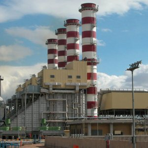 The Caspian power project consists of a 310-MW gas unit and a 150-MW steam unit.