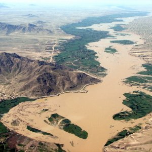 The volume of water Iran receives from Hirmand has decreased to 2-3 million cubic meters from 150 mcm.