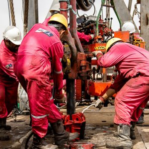 Oil Output at 3.9m bpd in 2017