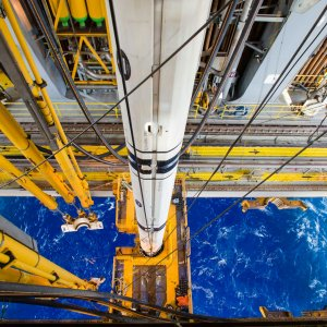 Kish Gas Field Drilling Project to End in Winter