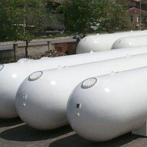 Export of LPG Tanks to Iraq