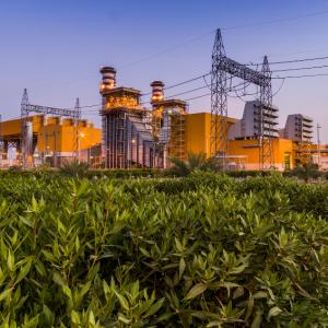 Gas Price Encumbers  Power Export