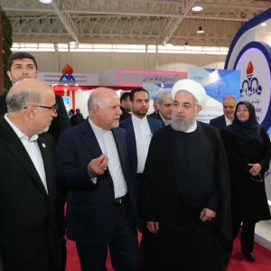 Rouhani: Boosting Oil Output a Priority