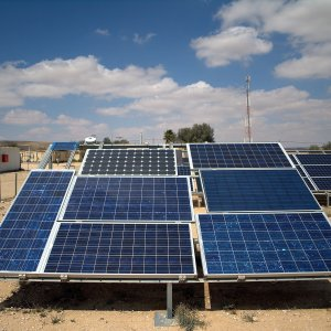 1st Photovoltaic System to Go on Stream in Bushehr