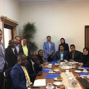 Iran, Ghana Sign Capital Market Deal