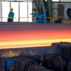 Iran is expected to turn increasingly to Chinese technology for steel andmetal development projects, if it is unable to work with the Europeans.