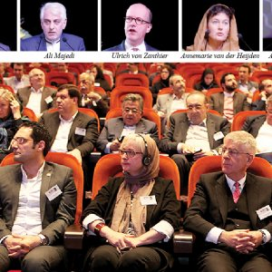 The Sixth Iran-Europe Banking and Business Forum convened in Tehran on April 28.