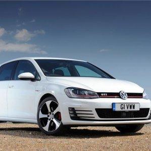 VW's Golf GTI on Sale in Iran