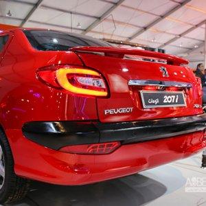 Peugeot 207i Sedan