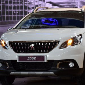 110 Optional Parts for Peugeot 2008 Offered in Iran
