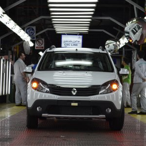 A customer now has to pay 61 million rials ($14,523) to purchase the crossover Sandero Stepway, up 8.9% compared to a few days ago.