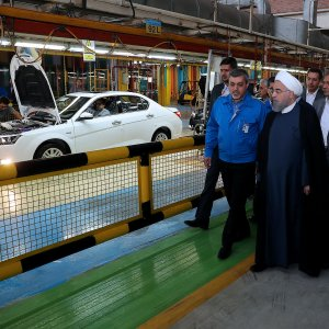 Rouhani Orders Clampdown on Unlawful Vehicle Imports