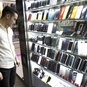 Tablet Imports Plummet in Iran