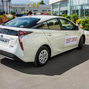 A few hybrid models are currently imported into the country, including Toyota Prius.