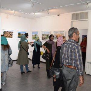 30 Artists Put on Canvas Shushtar Historical Hydraulics in Khuzestan
