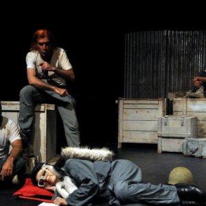 Antiwar Play at Mehregan Theater