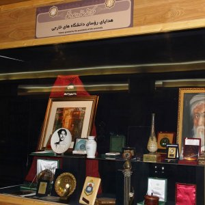 Some of the items on display at the museum