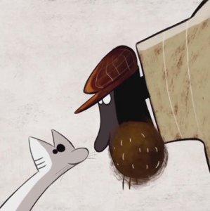 Elham Toroghi's Animated Film in Three  Int'l Festivals
