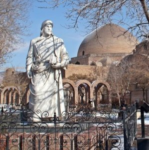 Silk Road Conservation Confab in Tabriz